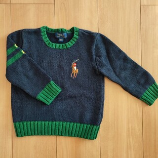 POLO RALPH LAUREN - ポロ ラルフローレン セーター 100cm