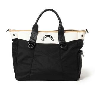 ビームス(BEAMS)のBeams Golf x Jones 別注ボストンバッグ 新品未使用品(バッグ)