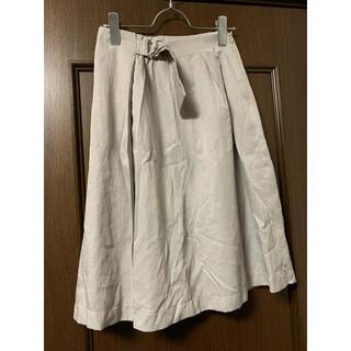 ナチュラルビューティーベーシック(NATURAL BEAUTY BASIC)のスカート  xs(ひざ丈スカート)
