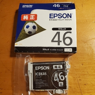 EPSON - EPSON インクカートリッジ ICBK46 ブラック