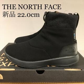 ザノースフェイス(THE NORTH FACE)の【新品】ノースフェイス バラード ウォータープルーフ 22cm NFW52070(ブーツ)