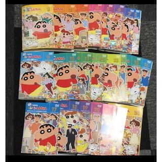クレヨンしんちゃん DVD 24枚セット レンタル落ち