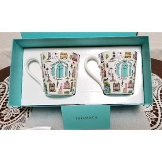Tiffany & Co. - ティファニー 5THアベニュー マグカップ