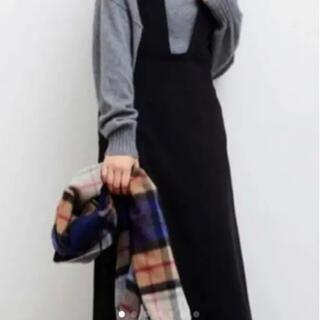 ロペピクニック バック釦ジャンパースカート