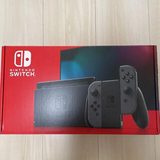 Nintendo Switch - 中古 Nintendo Switch 本体 Joy-Con(L)/(R) グレー