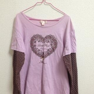 マザウェイズ(motherways)のmotherways☆ロンT(Tシャツ/カットソー)