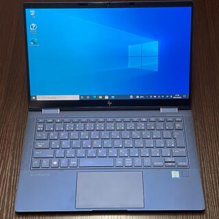 HP - 値下●HP dragonfly i7/メモリ16GB/SSD512GB 超美品●