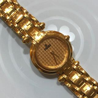 FENDI - 激レア FENDI フェンディ ダブルF 770 L  ゴールド文字盤