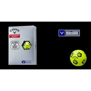 キャロウェイゴルフ(Callaway Golf)の【Callaway限定ボール】CHROME SOFT X 半ダース(6球)(その他)
