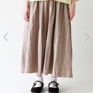 SM2 - サマンサモスモス * シャドーストライプロングスカート