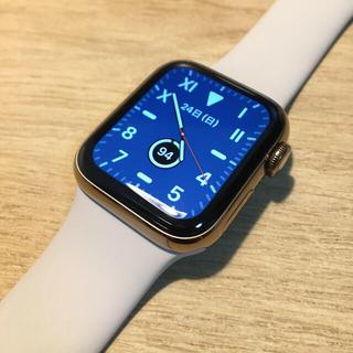 Apple Watch - Apple Watch Series4 40mm ゴールドステンレス