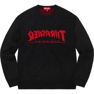 Supreme - Supreme Thrasher Sweaterシュプリーム スラッシャー