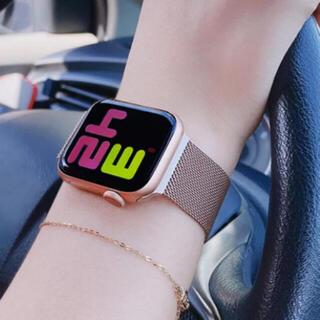 アップルウォッチ(Apple Watch)のアップルウォッチ 6 バンド(腕時計)