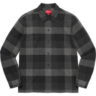 Supreme - Supreme Plaid Flannel Shirt 2021aw Lサイズ
