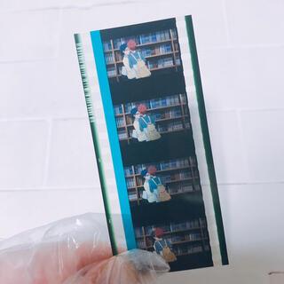 竜ヶ崎怜 椎名旭 図書館シーン 劇場版 Free! FS 特典 コマフィルム(ノベルティグッズ)