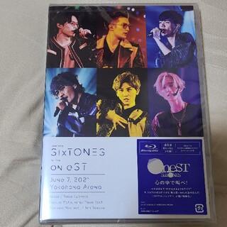 Johnny's - 【新品】【未開封】SixTONES oneST BluRay通常盤