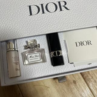 Dior - Dior バースデーギフト クリスタル会員