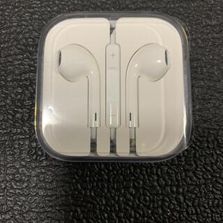 Apple - iPhone純正イヤフォン