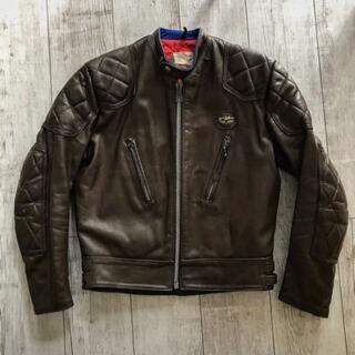 ルイスレザー(Lewis Leathers)の【超激レア】70's Lewis  leather Super  Phantom(ライダースジャケット)