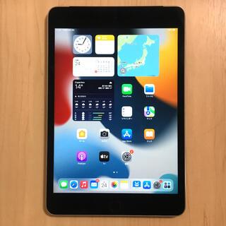iPad mini4 SIMフリー 16GB バッテリー良好 完動品(タブレット)