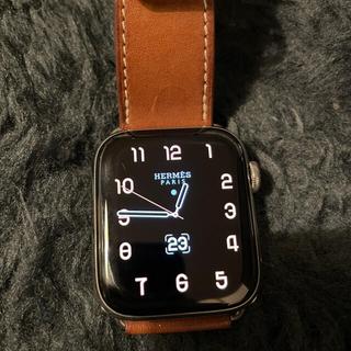 アップルウォッチ(Apple Watch)のApple Watch 4 HERMES 44mm(腕時計)