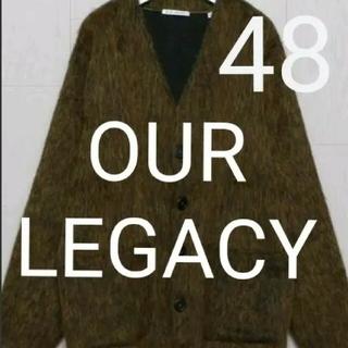 sacai - 国内正規品 our legacy CARDIGAN OLIVE  48 M