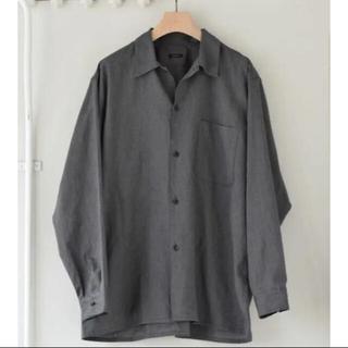 COMOLI - COMOLI / ヨリ杢 シャツ サイズ2 20aw