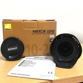 Nikon - ニコン AF-P DX NIKKOR 10-20mm F4.5-5.6 G VR