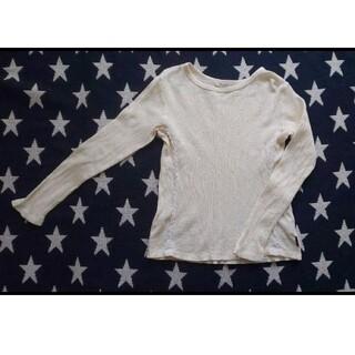 セラフ(Seraph)のSeraph セラフ 長袖Tシャツ オフホワイト 女の子 サイズ140cm(Tシャツ/カットソー)