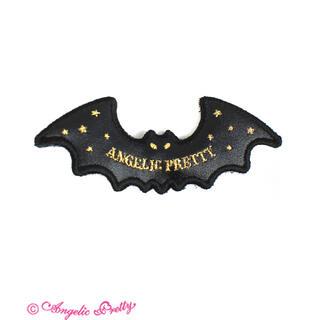 Angelic Pretty - Angelic Bat Clip Black
