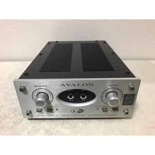 希少★ AVALON design U5 SILVER ダイレクトボックス(エフェクター)