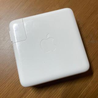 Apple - Apple 純正 87W USB-C 電源アダプタ