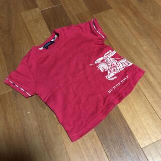バーバリー(BURBERRY)のバーバリー♡バーバリーシーププリントTシャツ90(Tシャツ/カットソー)