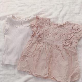 プティマイン(petit main)のプティマイン 90(Tシャツ)