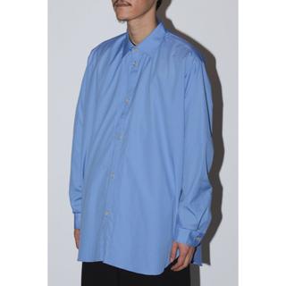 コモリ(COMOLI)の【新品】encoming classic long sleeve shirt(シャツ)