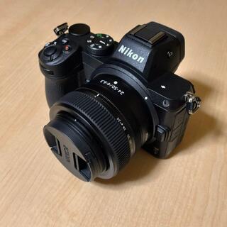 Nikon - Nikon Z5 24-50 レンズキット 試写だけの美品です