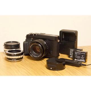 富士フイルム - FUJI FILM X−E2 BLACK+XF35mmF1.4R おまけ付き!