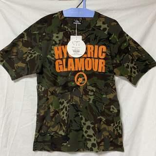 HYSTERIC GLAMOUR - ヒステリックグラマー Tシャツ CIRCLE GIRL LOGO Tシャツ