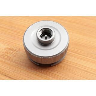 【CAMPING MOON】CB缶⇨OD缶へ  ねじ込み式 変換アダプター(ストーブ/コンロ)