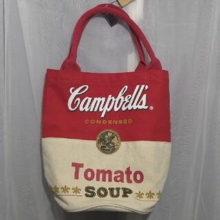 キャンベル campbells スープ缶 バッグ アンディ ウォーホル レア(トートバッグ)