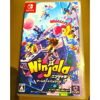 ニンジャラ ゲームカードパッケージ Switch