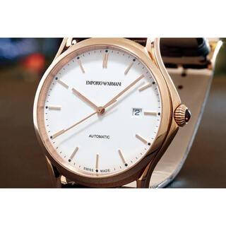 エンポリオアルマーニ(Emporio Armani)のエンポリオ アルマーニ スイス製 メンズ ARS3012 自動表示 スイス製(腕時計(アナログ))