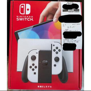 Nintendo Switch - 【領収書あり】Nintendo Switch 有機ELモデル