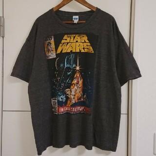 スターウォーズ 映画キャラクターTシャツ 90s古着 新たなる希望