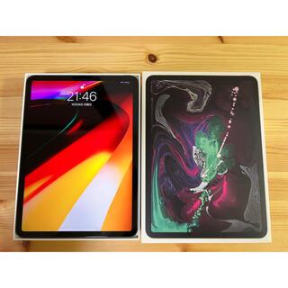 iPad - 美品 iPad Pro 11インチ 2018 Wi-Fi 64GBスペースグレー