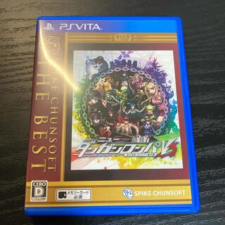 プレイステーションヴィータ(PlayStation Vita)のニューダンガンロンパV3 みんなのコロシアイ新学期(スパイク・チュンソフト ザ (携帯用ゲームソフト)