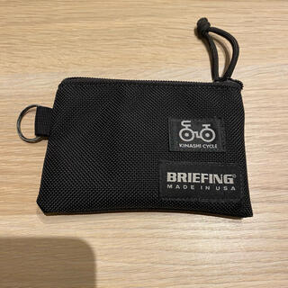 BRIEFING - 木梨サイクル×BRIEFING ブリーフィング マイクロポーチ【美品】