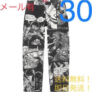Supreme - 【新品タグ付】supreme the crow regular jean 30