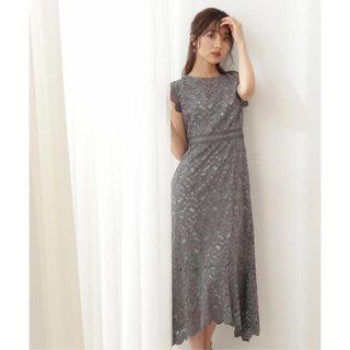PROPORTION BODY DRESSING - レースタイトドレス  美人百花11月号掲載