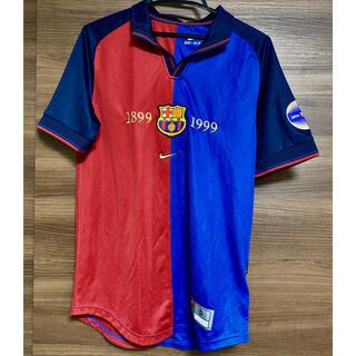 NIKE - サッカーユニフォーム FCバルセロナ ナイキ サイズS